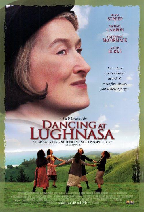 Танцы во время Луназы - Dancing at Lughnasa