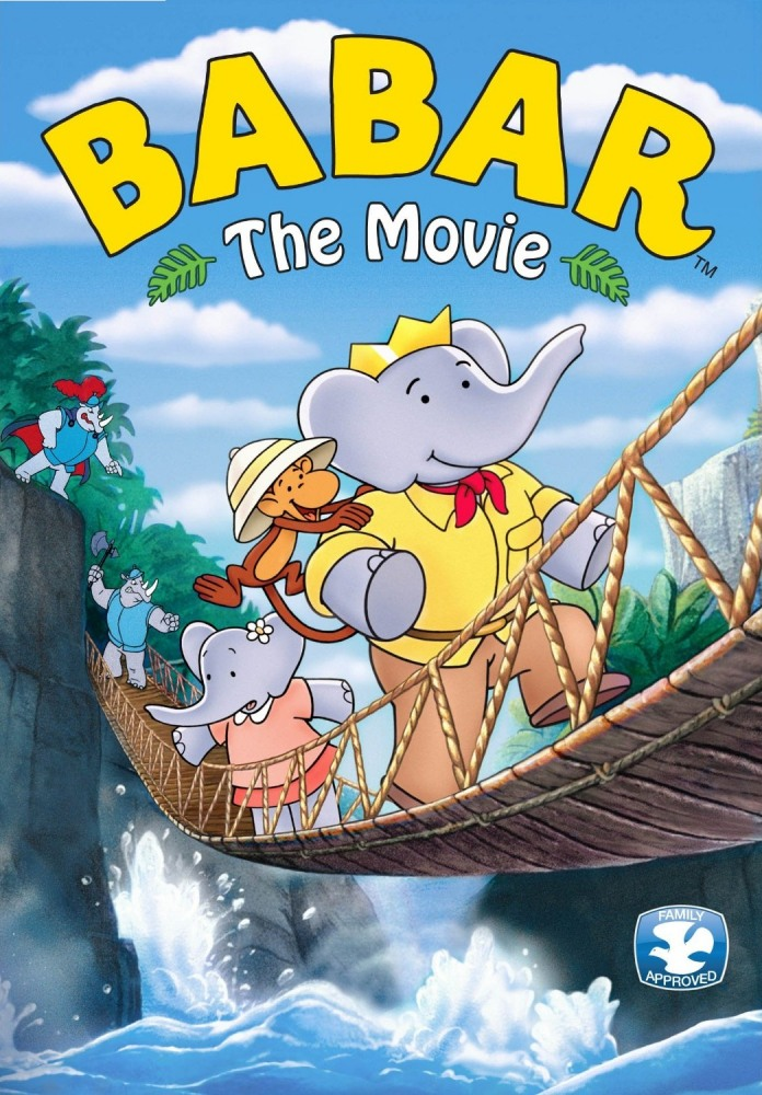 Бабар - Babar- The Movie