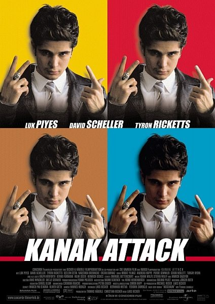 Лобовая атака - Kanak Attack