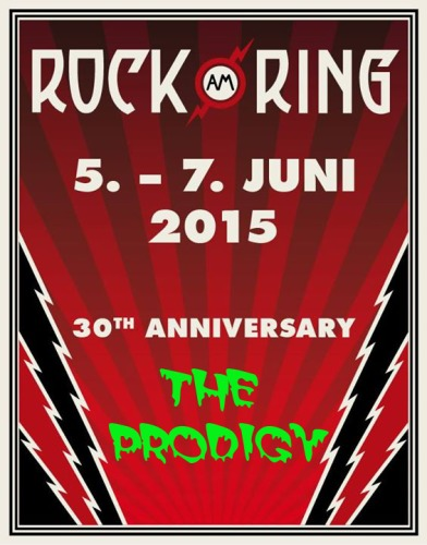 The Prodigy - Rock Am Ring