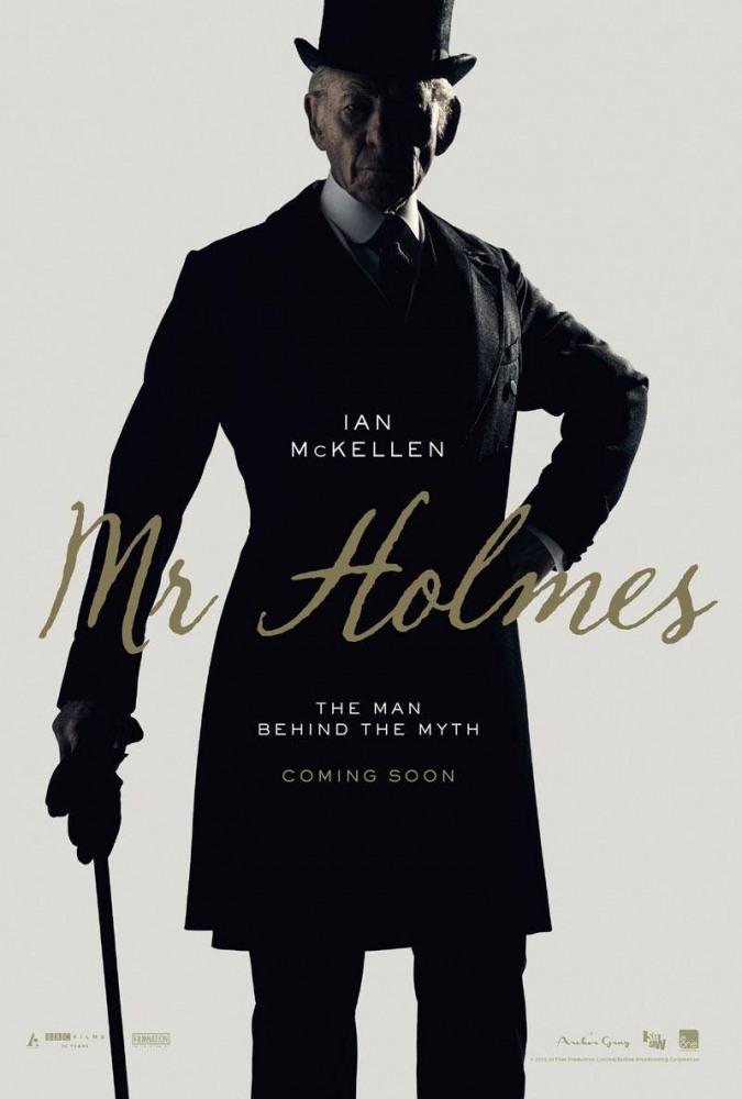 Мистер Холмс - Mr. Holmes
