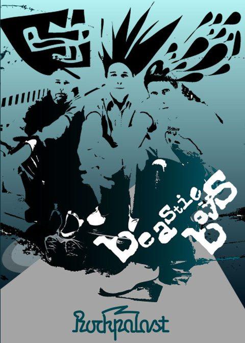Beastie Boys - Rockpalast - Lorelei Festival