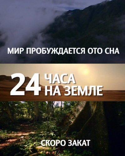 24 часа на Земле - 24 Hours on Earth