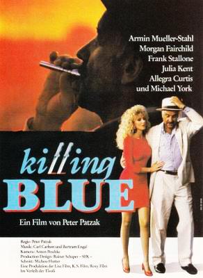 Полуночный полицейский - Killing Blue