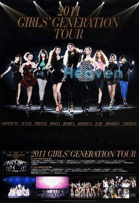 Girls� Generation Tour