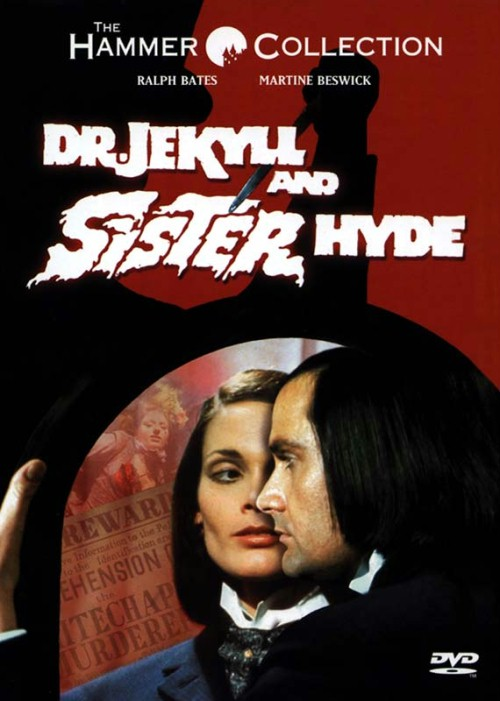 Доктор Джекилл и сестра Хайд - Dr. Jekyll and Sister Hyde