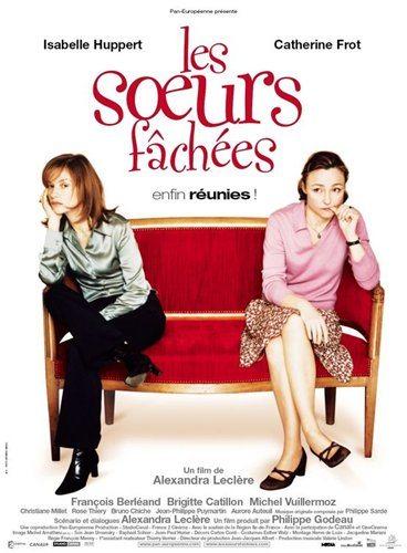 Недовольные сестры - Les soeurs fachees