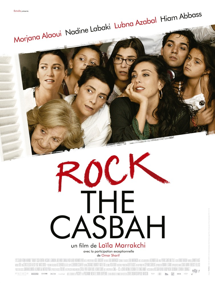 Раскачай Касбу - Rock the Casbah