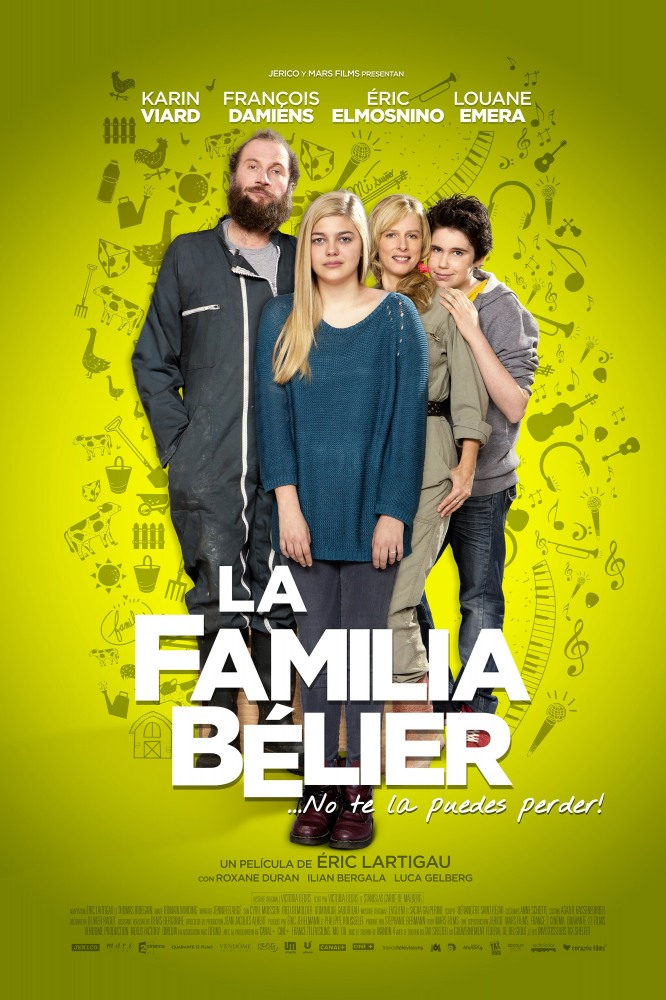 Семейство Белье - La famille Belier