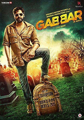 Габбар вернулся - Gabbar is Back