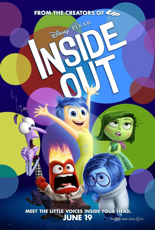 Головоломка: Дополнительные материалы - Inside Out-Bonuces