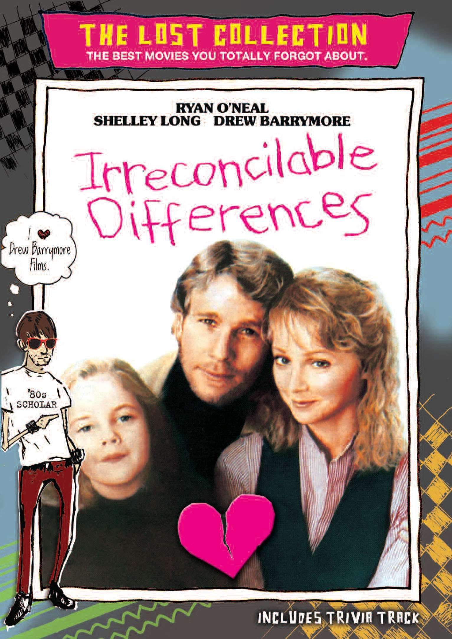 Непримиримые противоречия - Irreconcilable Differences