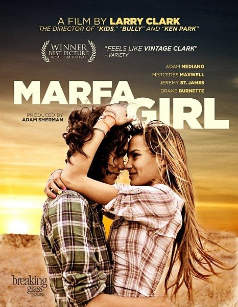 Девушка из Марфы - Marfa Girl