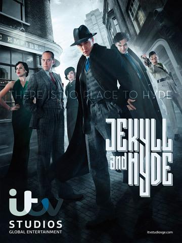 Джекилл и Хайд - Jekyll & Hyde