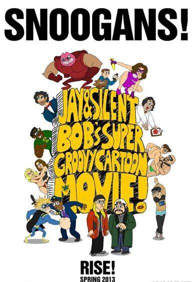 Супер-пупер мультфильм от Джея и Молчаливого Боба - Jay and Silent Bob's Super Groovy Cartoon Movie