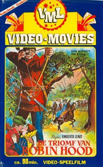 Триумф Робин Гуда - Il trionfo di Robin Hood