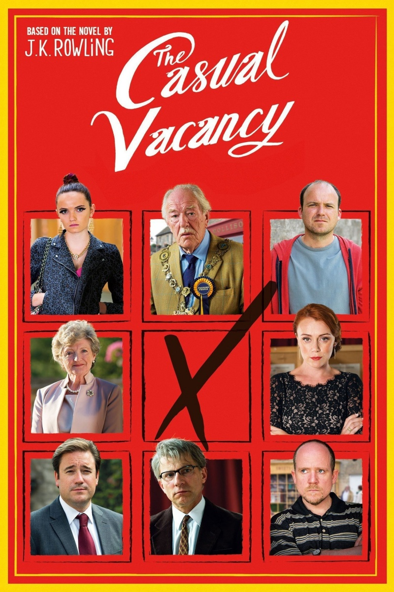 Случайная вакансия - The Casual Vacancy
