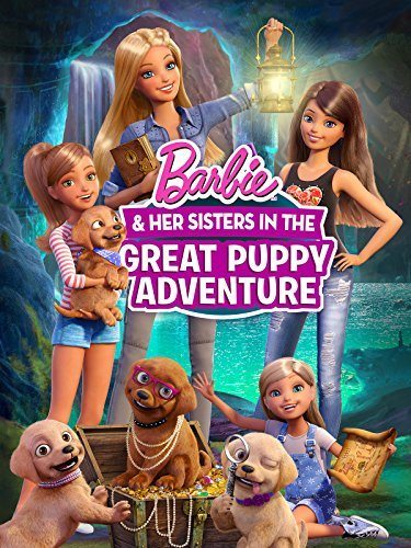 ����� � ����� � ������� �������� - Barbie & Her Sisters in the Great Puppy Adventure