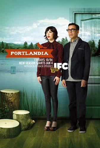 Портландия - Portlandia