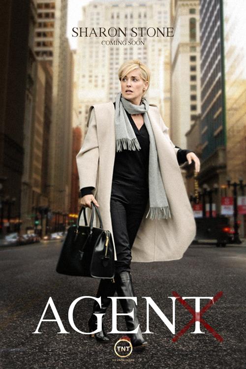 Агент Икс - Agent X