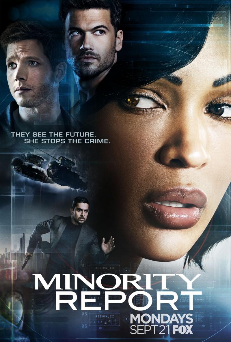 Особое мнение - Minority Report