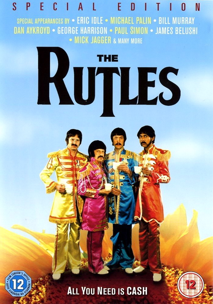 �����: ��, ��� ���� ����� � ����� - The Rutles- All You Need Is Cash