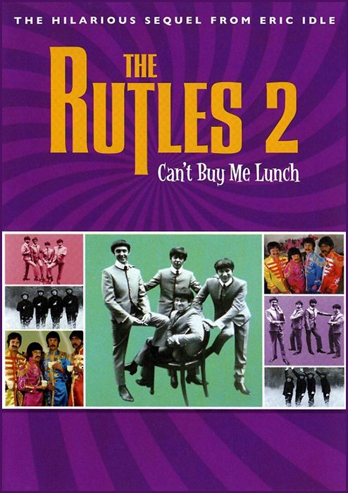 Ратлз 2 - The Rutles 2- Can't Buy Me Lunch
