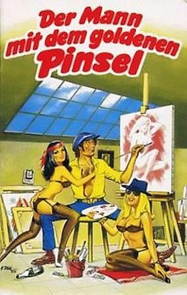 Мужчина с золотой кистью - Der Mann mit dem goldenen Pinsel