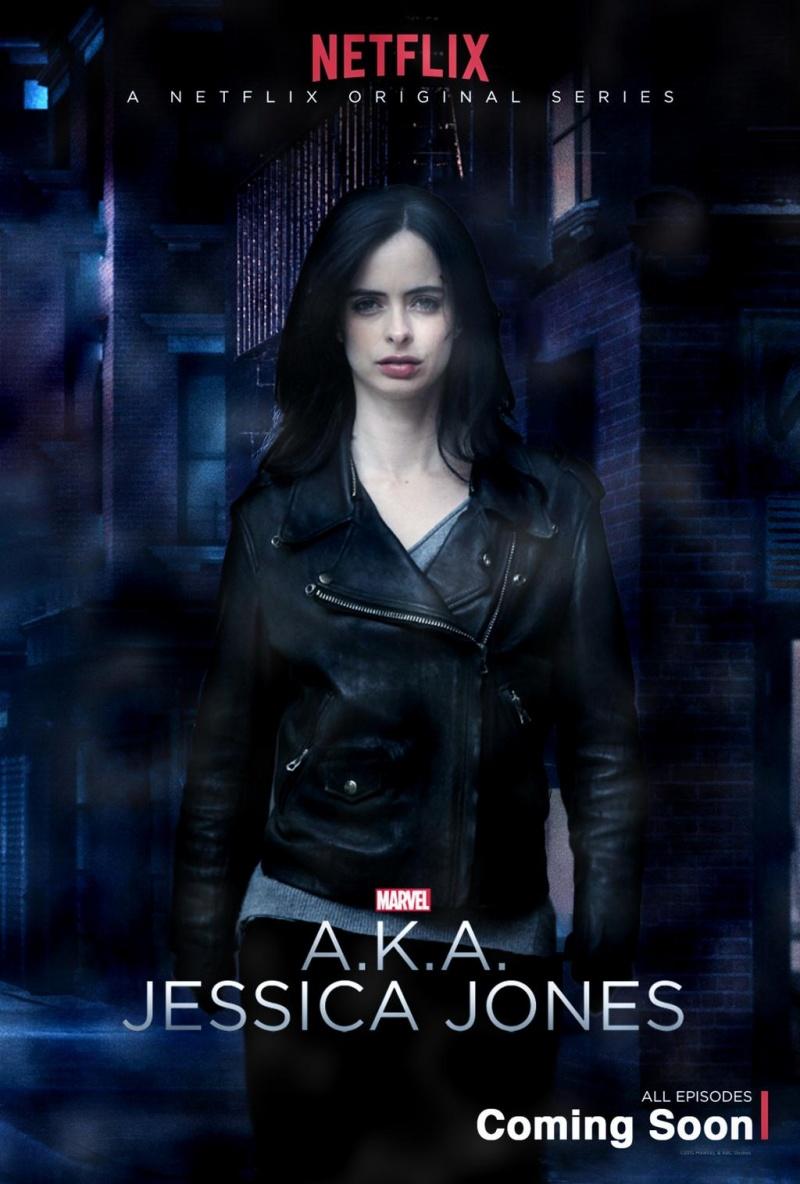 Джессика Джонс - Jessica Jones