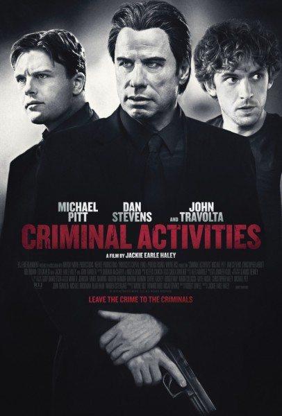 Преступная деятельность - Criminal Activities
