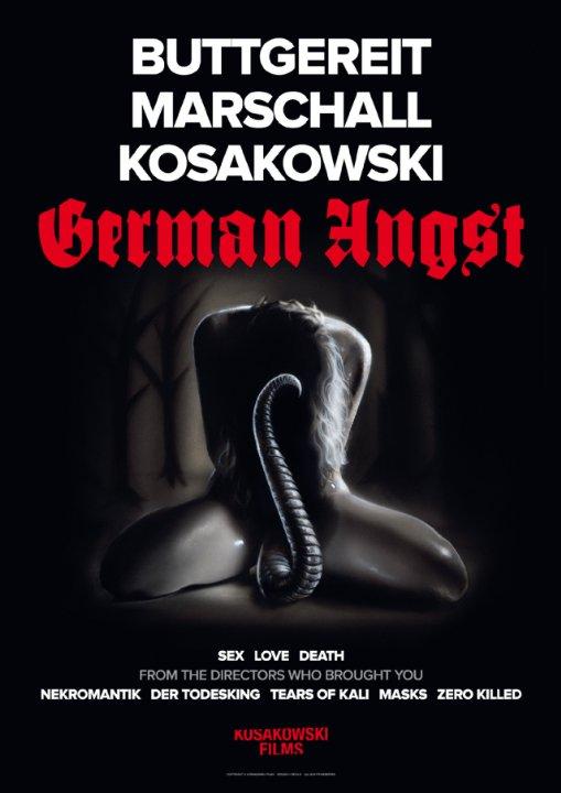 Немецкий страх - German Angst