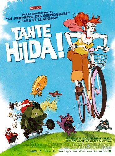 Тетя Хильда - Tante Hilda!