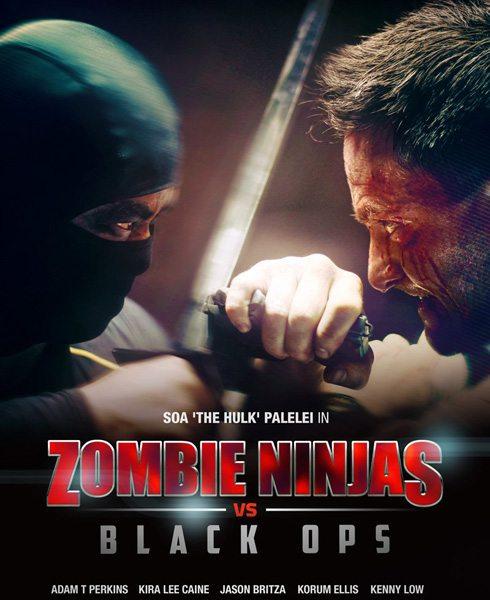Зомби-ниндзя против спецназа - Zombie Ninjas vs Black Ops