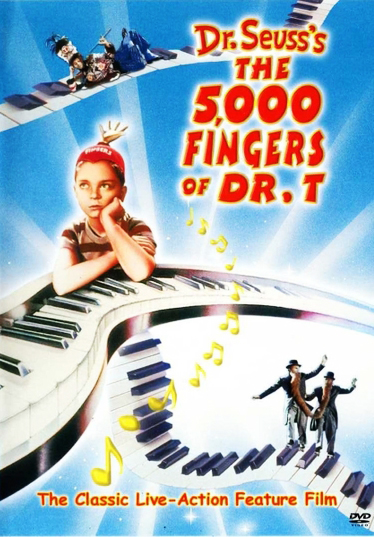 5000 пальцев доктора Т. - The 5,000 Fingers of Dr. T.