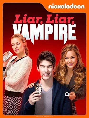 Ненастоящий вампир - Liar, Liar, Vampire