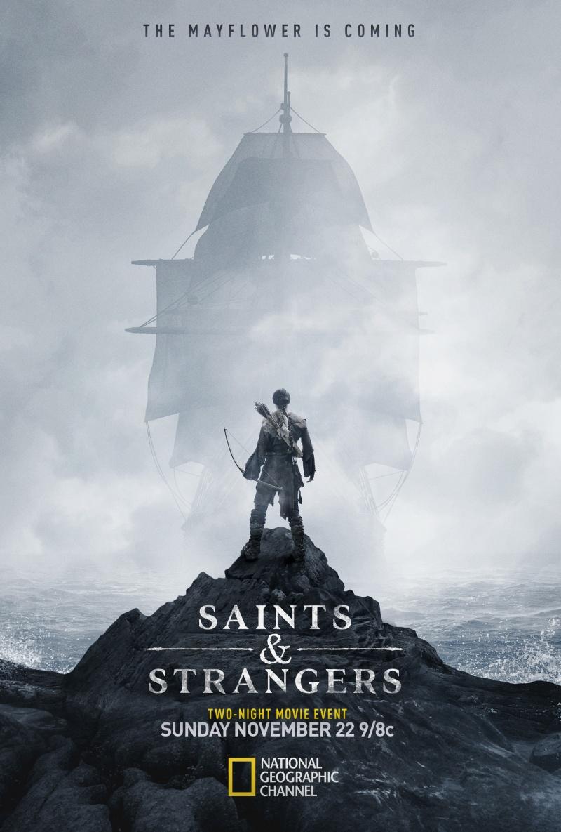 Святые и чужие - Saints & Strangers