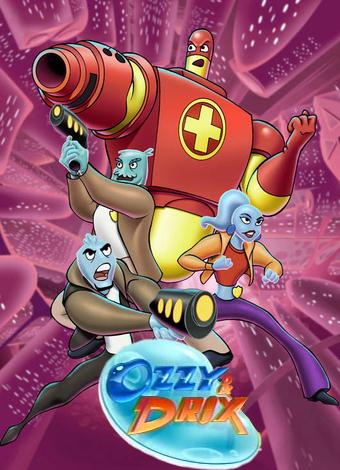 Оззи и Дрикс - Ozzy And Drix