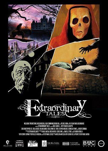 Необычные сказки - Extraordinary Tales