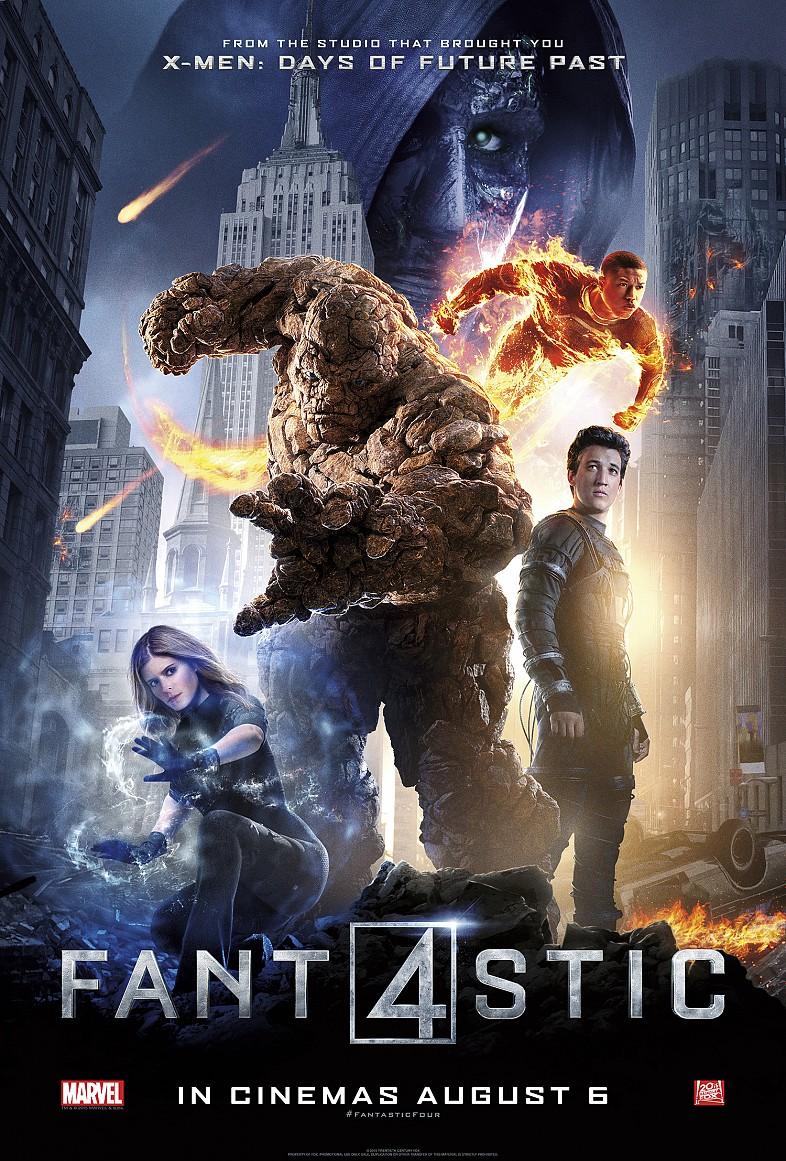 Фантастическая Четверка - Дополнительные материалы - Fantastic Four - Bonuces