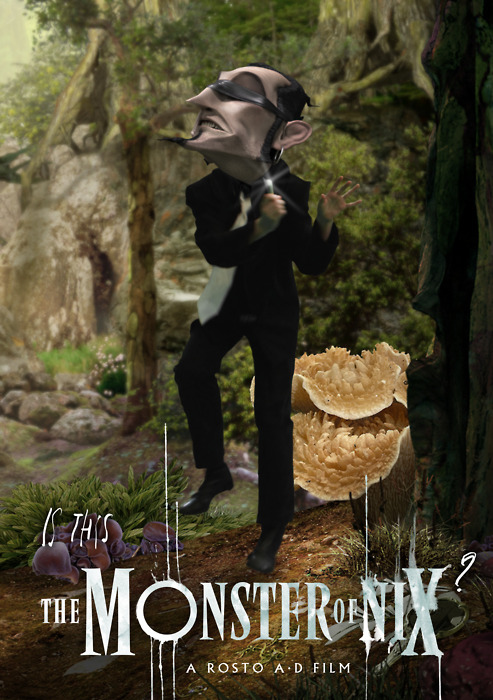Монстр деревни Никс - The Monster of Nix