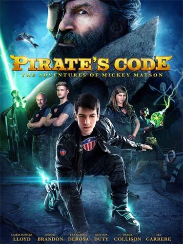 Кодекс пирата: приключения Микки Мэтсона - Pirate's Code- The Adventures of Mickey Matson