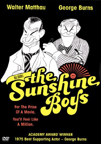 Веселые ребята - The Sunshine Boys