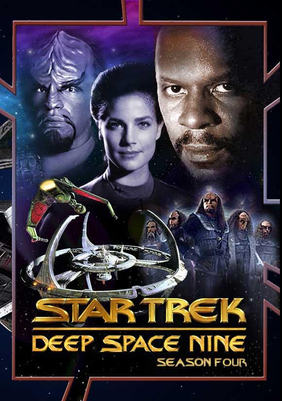 Звездный путь: Дальний космос 9 - Star Trek- Deep Space Nine