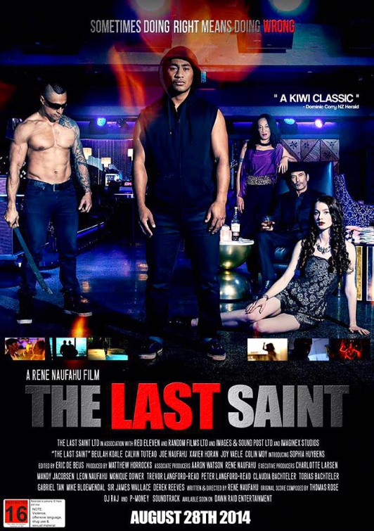 Последний праведник - The Last Saint