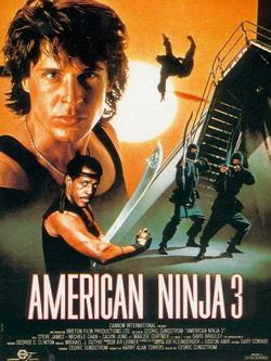 Американский ниндзя 3 - American Ninja 3: Blood Hunt