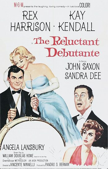 Дебютантка поневоле - The Reluctant Debutante