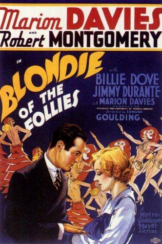 Блондинка из варьете - Blondie of the Follies