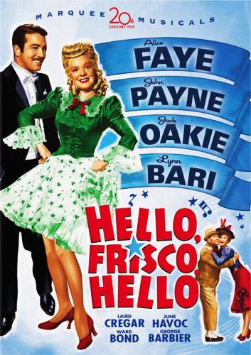 Привет, Фриско, Привет - Hello Frisco, Hello
