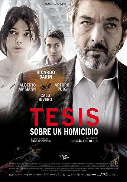 Диссертации на убийство - Tesis sobre un homicidio