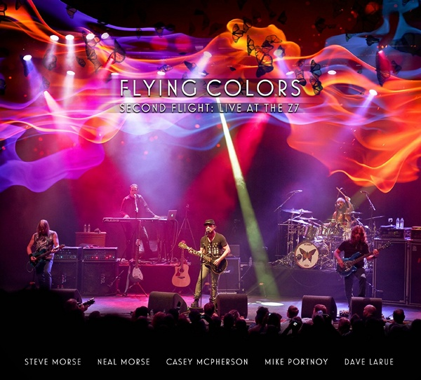 Flying Colors - Second Flight - Live At The Z7